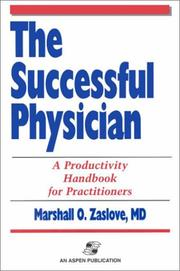 The Successful Physician by