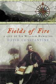Fields of fire by David Constantine