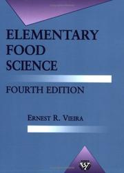 Cover of: Elementary Food Science