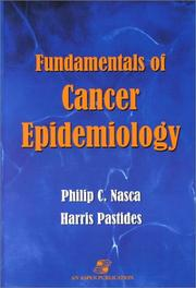 Cover of: Fundamentals of Cancer Epidemiology |