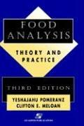 Cover of: Food Analysis | Yeshajahu Pomeranz