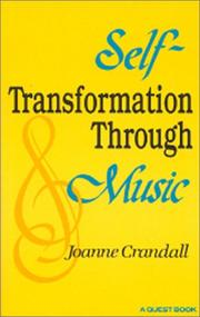 Cover of: Self-Transformation Through Music (Quest Book) | Joanna Crandall