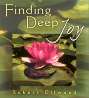Cover of: Finding deep joy