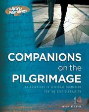 Cover of: Companions on the Pilgrimage Volume 4 (Companions in Christ)