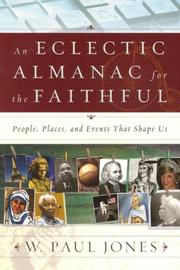 Cover of: An Eclectic Almanac for the Faithful