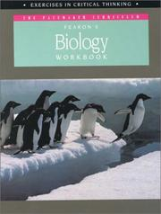 Cover of: Fearon's Biology Workbook (The Pacemaker Curriculum)