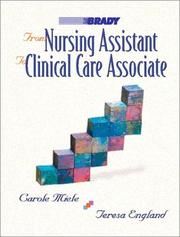 Cover of: From nursing assistant to clinical care associate