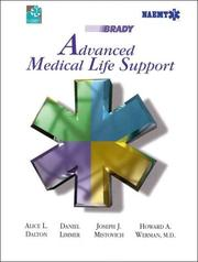 Cover of: Advanced Medical Life Support | Alice Dalton