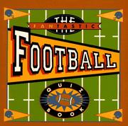Cover of: The fantastic football quiz book