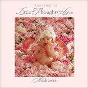 Cover of: Anne Geddes: Little Thoughts with Love