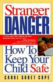 Cover of: Stranger danger