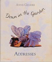 Cover of: Ag Down In The Garden Address-Fairy Child | Anne Geddes