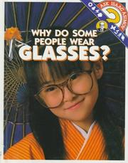 Cover of: Why do some people wear glasses? | Isaac Asimov