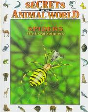 Cover of: Spiders |
