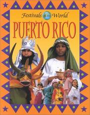 Cover of: Puerto Rico