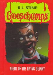 Night of the Living Dummy by R. L. Stine
