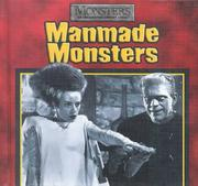 Cover of: Manmade monsters