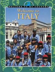 Cover of: Welcome to Italy