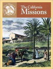 Cover of: The California Missions (Events That Shaped America) | Valerie J. Weber