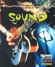 Cover of: Sound (Discovery Channel School Science)