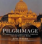 Cover of: Pilgrimage | June Hager