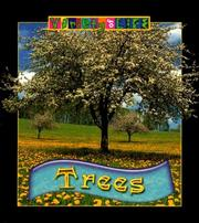 Cover of: Trees (Variety of Life)