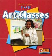 Cover of: Art Classes (After-School Fun) |