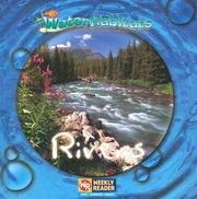 Cover of: Rivers (Water Habitats) |