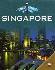 Cover of: Singapore (Great Cities of the World)