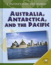 Cover of: Australia, Antarctica, and the Pacific