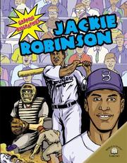 Cover of: Jackie Robinson (Graphic Biographies (World Almanac)