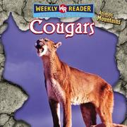 Cover of: Cougars (Animals That Live in the Mountains) |