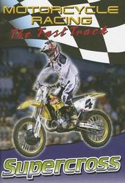 Cover of: Supercross | Jim Mezzanotte