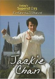 Cover of: Jackie Chan (Today's Superstars: Entertainment)