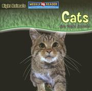 Cover of: Cats Are Night Animals | Joanne Mattern