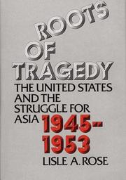 Cover of: Roots of tragedy