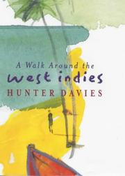 Cover of: A Walk Around the West Indies | Hunter Davies