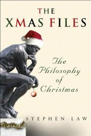 Cover of: X-Mas Files Philosophy of Christmas | Stephen Law