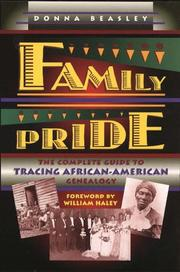 Cover of: Family pride