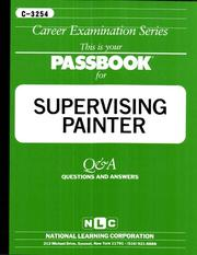 Cover of: Supervising Painter | Jack Rudman