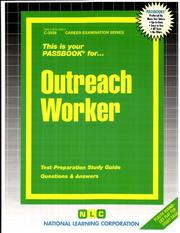 Cover of: Outreach Worker | Jack Rudman