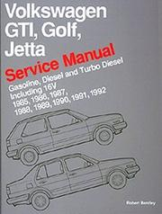 Cover of: Volkswagen Gti, Golf, Jetta: Service Manual