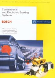 Cover of: Conventional and Electronic Braking Systems: Brake Systems for Passenger Cars : Edition 95/96