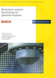 Cover of: Bosch Technical Instruction
