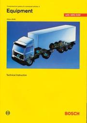 Cover of: Equipment