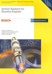 Cover of: Ignition Systems for Gasoline Engines