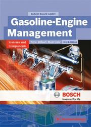 Cover of: Bosch Handbook for Gasoline Engine Management (Bosch)