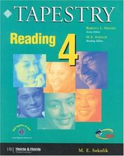 Cover of: Tapestry reading 4