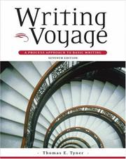 Cover of: Writing voyage