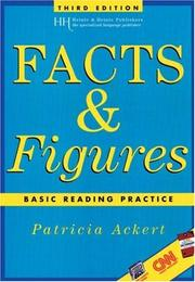 Cover of: Facts & figures | Patricia Ackert